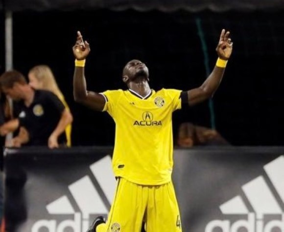 Ecstatic Mensah reflects on Crew's MLS title triumph
