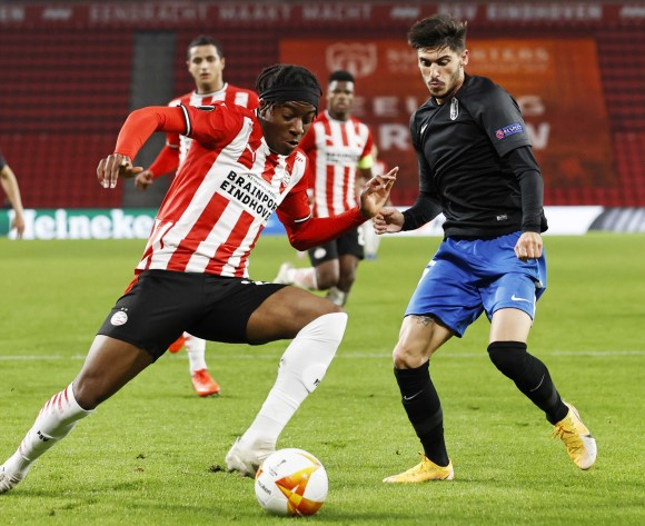 PSV's Madueke won't rule out Nigeria switch
