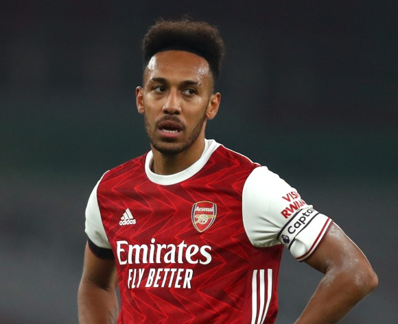 Aubameyang dismal since penning new deal says former Spurs striker
