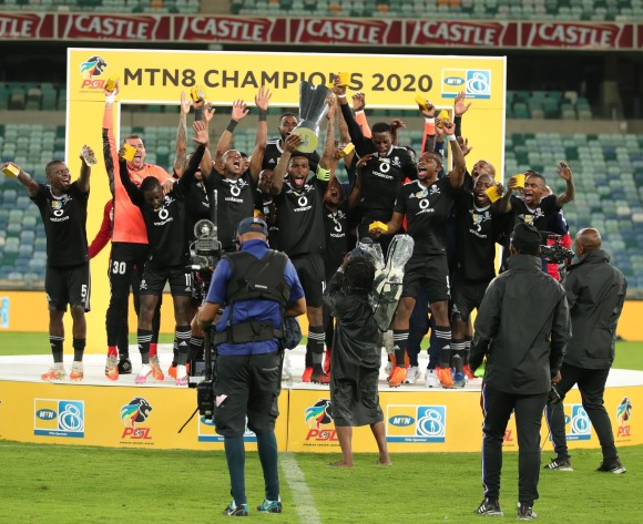 Lorch inspires Pirates to MTN8 title
