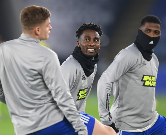 Maddison: I feel safe with Ndidi behind me