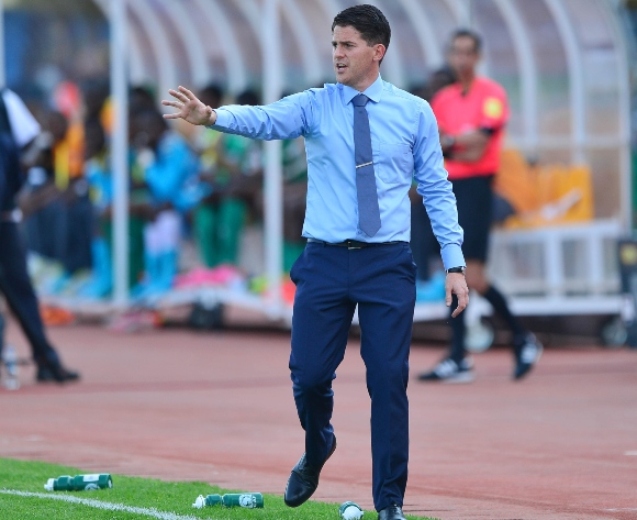 McKinstry impressed with Uganda as CHAN looms