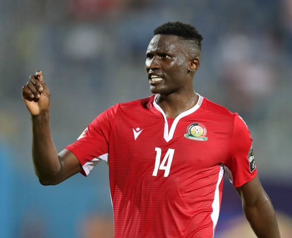 FKF supports Olunga's Qatar move
