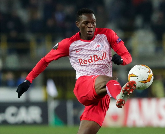 Hammers offered chance to sign Patson Daka