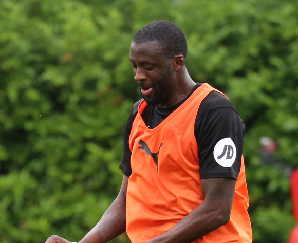 Yaya Toure set to secure coaching badges