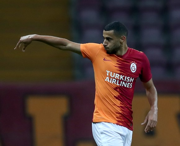 VIDEO: Younès Belhanda scores superb hat-trick for Galatasaray