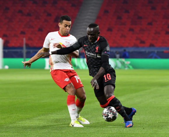 VIDEO: African duo star for Liverpool in Budapest
