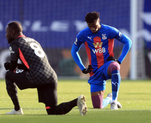Wilfried Zaha to stop taking a knee before Premier League matches