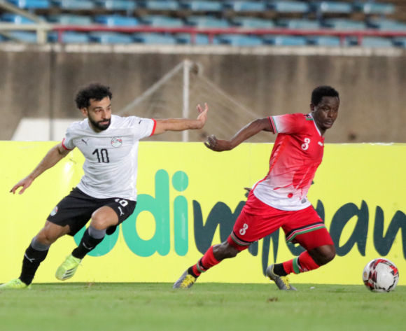 Pharaohs secure AFCON ticket