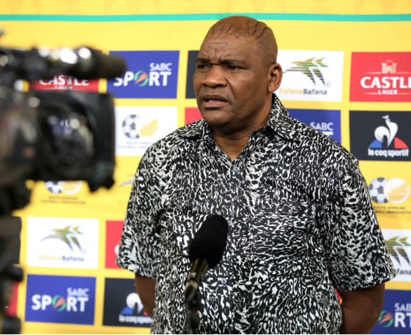 Safa sack Molefi Ntseki after failed Afcon qualifying campaign