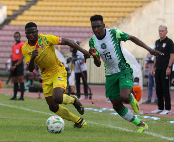 Lawal: Nigeria lucky there will be no fans today