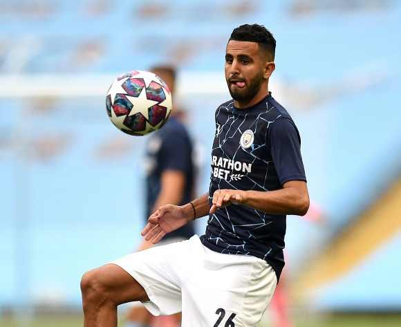 Mahrez predicts tough & different Manchester Derby for City