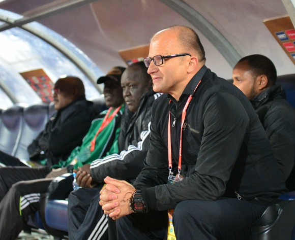 Zimbabwe's Loga: AFCON destiny is in our hands