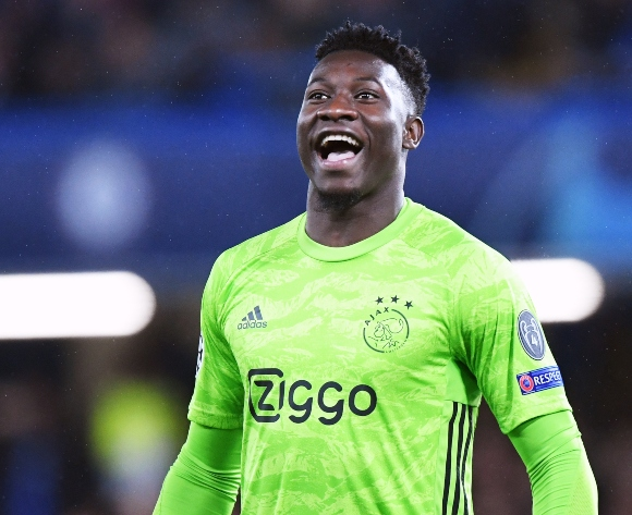 On His Birthday: Watch Andre Onana's best saves!