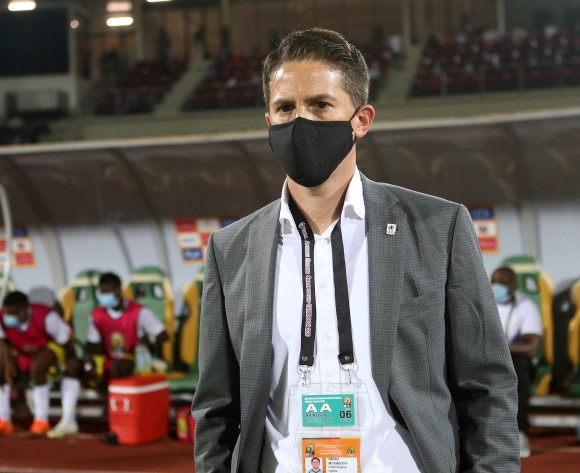 FUFA confirm McKinstry departure