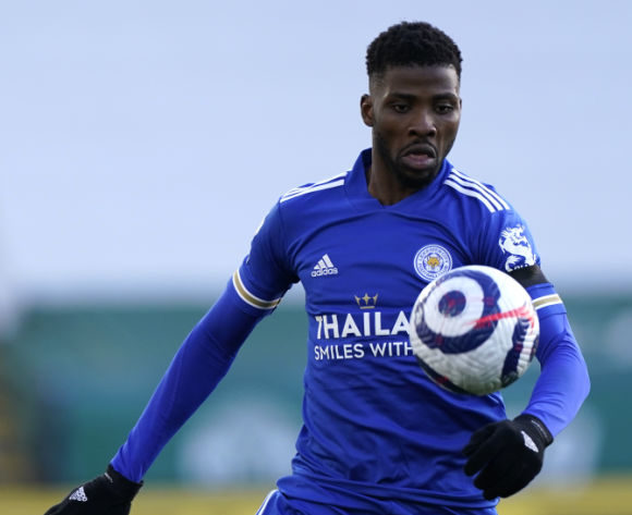 Iheanacho must take his chances in FA Cup final – Ikpeba