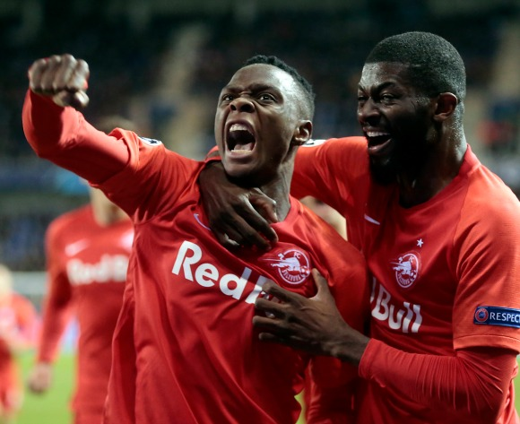 WATCH: Patson Daka scores eight-minute hat-trick!