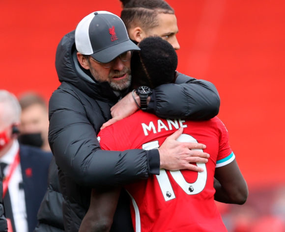 Liverpool boss not worried about Sadio Mane's dip in form