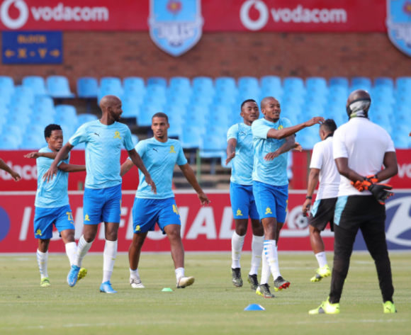 Sundowns out to stretch their lead