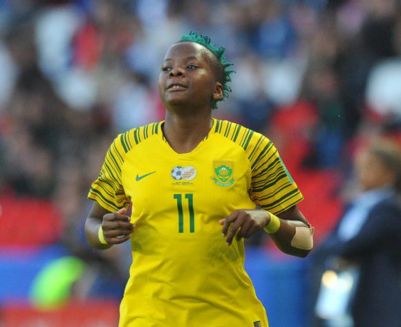 VIDEO: On Her Birthday - Thembi Kgatlana's iconic World Cup goal