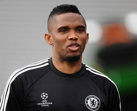 Eto'o: A fool called me an old man