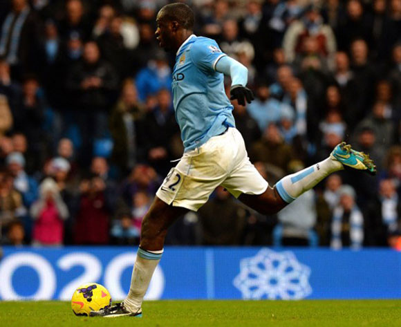 Yaya shortlisted for Player of the Year award