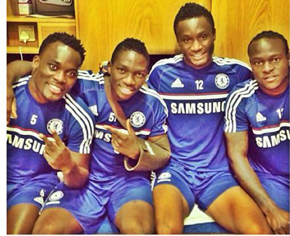 Is Zouma not a threat to Omeruo's Chelsea future?